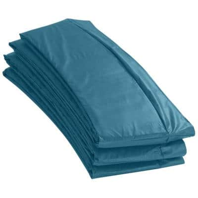 8 ft. Aqua Super Trampoline Replacement Safety Pad
