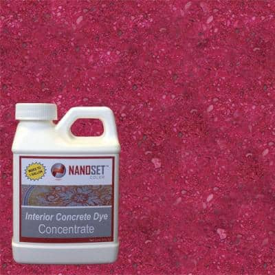 32-oz. Ruby Interior Concrete Dye Stain Concentrate