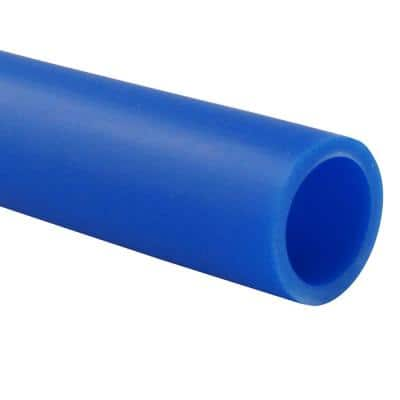 3/4 in. x 2 ft. Blue PEX Pipe