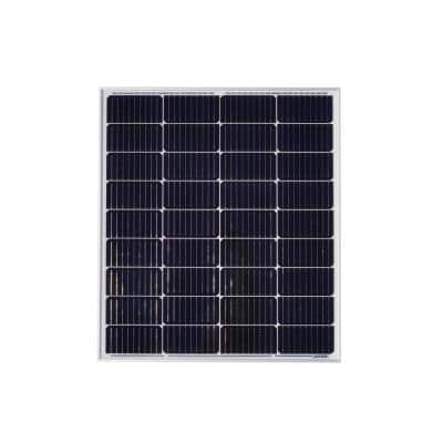 100-Watt Monocrystalline Solar Panel for RV's, Boats and 12-V Systems