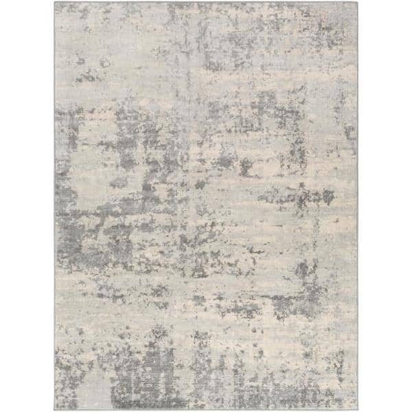 Artistic Weavers Utari Gray 7 Ft 10 In X 10 Ft 3 In Area Rug S00161016218 The Home Depot