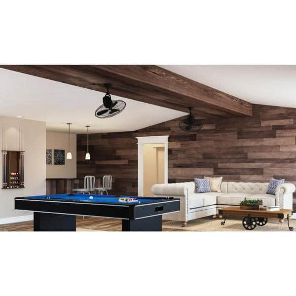 Home Decorators Collection Bentley Iii 22 In Indoor Outdoor Natural Iron Oscillating Ceiling Fan With Remote Control Al14 22 Ni The Home Depot