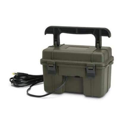 12-Volt Battery Box for Stealth Cam and Wildview Cameras