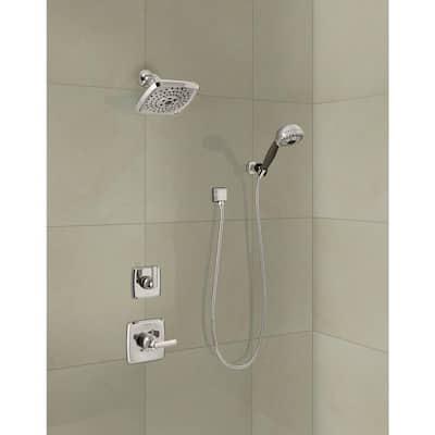 Montefino Beige 18 in. x 18 in. Matte Porcelain Floor and Wall Tile (15.75 sq. ft./Case)
