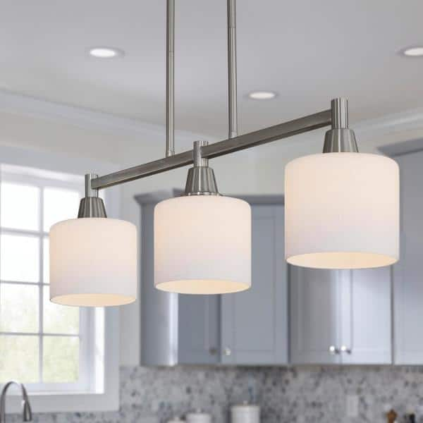 Hampton Bay Oron (Best Pendant Island Lights)