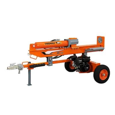 28 Ton 208cc Full Beam Log Splitter