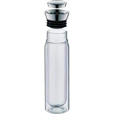 Double-Wall Glass Carafe