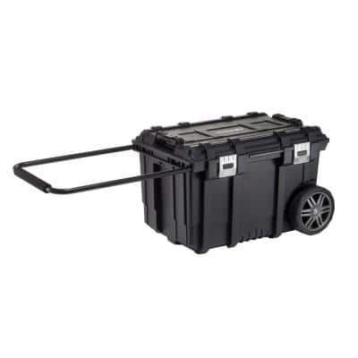 26 in. Connect Rolling Tool Box Black
