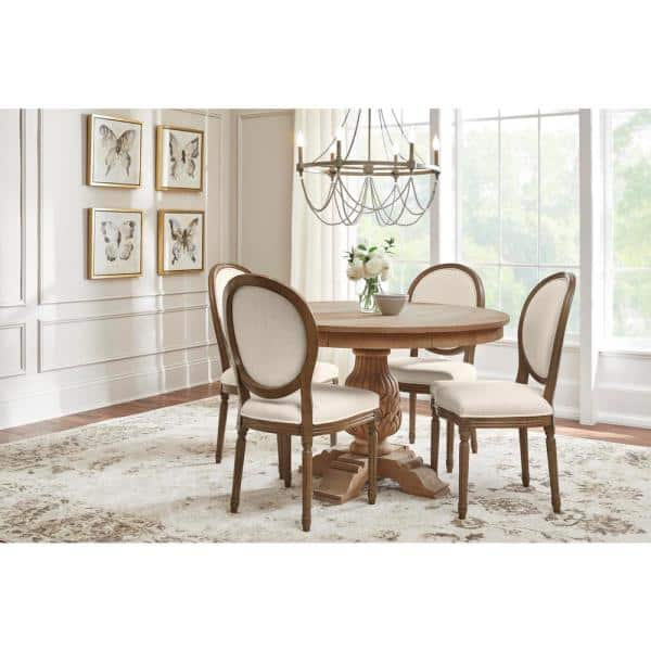 Home Decorators Collection Ellington, King Louis Dining Room Chairs