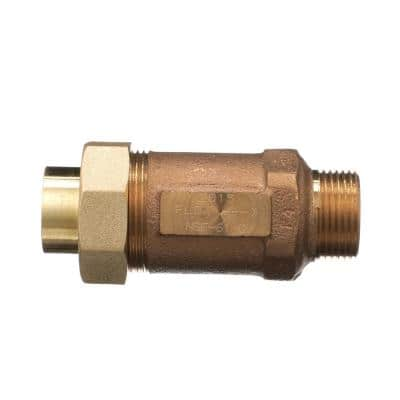 3/4 in. FNTC X 1 in. MMCT 700XL Dual Check Valve