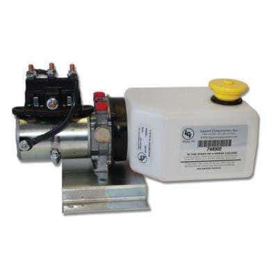 Power Unit - 643150 with Small Parts
