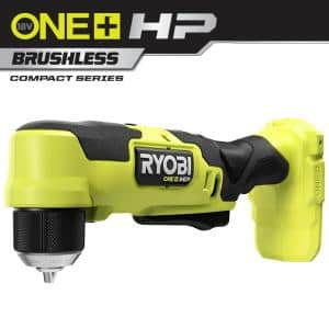 ONE+ HP 18V Brushless Cordless Compact 3/8 in. Right Angle Drill (Tool Only)