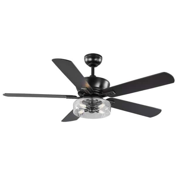 Home Decorators Collection Aberwell 56, Outdoor Ceiling Fans With Remote Control And Light