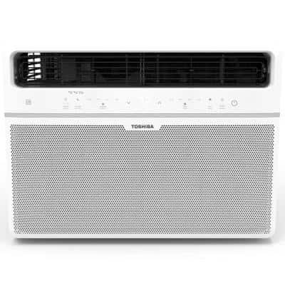 15,000 BTU 115-Volt Touch Control Window Air Conditioner with Remote and ENERGY STAR