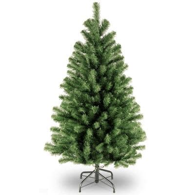 4 ft. North Valley Spruce Artificial Christmas Tree