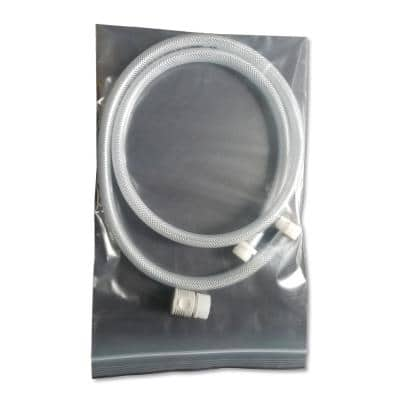0.5 in. Hose Diameter x 6 ft. Clear/Green PDC Hose Kit