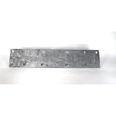25 inch Dock System Splice Plate