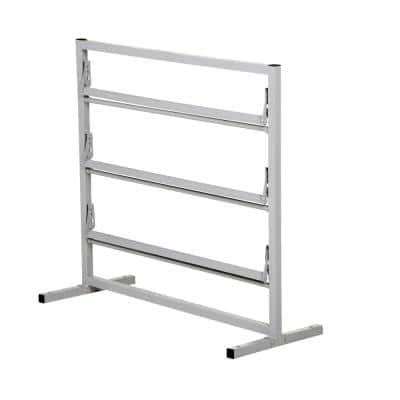 24 in. Paper Dispenser Stand with Three Tiers