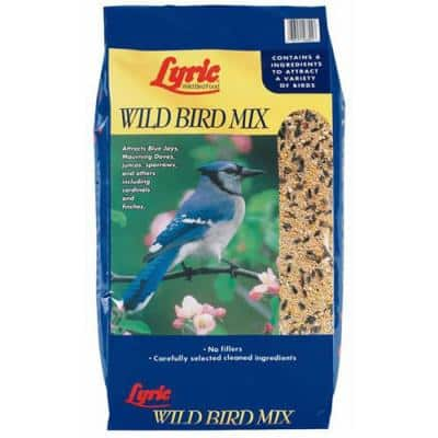 40 lbs. Wild Bird Mix