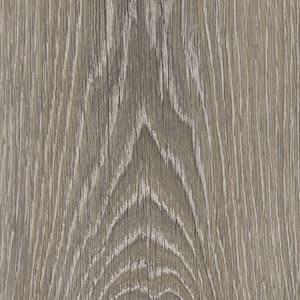 Antique Brushed Oak 6 in. x 48 in. Resilient Luxury vinyl plank flooring (19.39 sq. ft. / case)