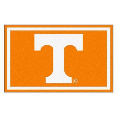University of Tennessee 4 ft. x 6 ft. Area Rug