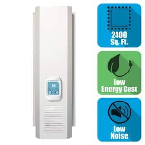 Whole House Crawl Space Energy Efficient Digital Ventilation System/Dehumidifier for 2400 sq. ft.