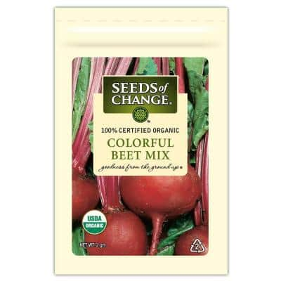 Colorful Beet Mix Seed