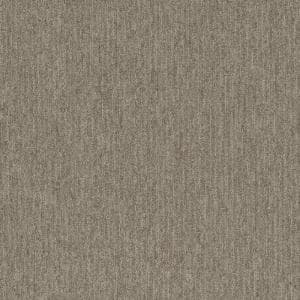 Chase Jump Shot Loop 24 in. x 24 in. Carpet Tile (18 Tiles/Case)