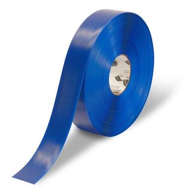 2 in. Blue Heavy-Duty Floor Tape 100 ft. Roll
