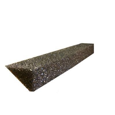 EZ 4 ft. Foam Filter Plastic Gutter Guard for 5 in. K-Style (36-Pack)