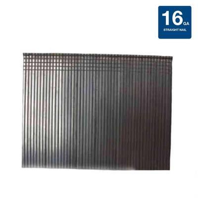 1-3/4 in. x 16-Gauge Galvanized Nail Plastic Tub (1000-Count)