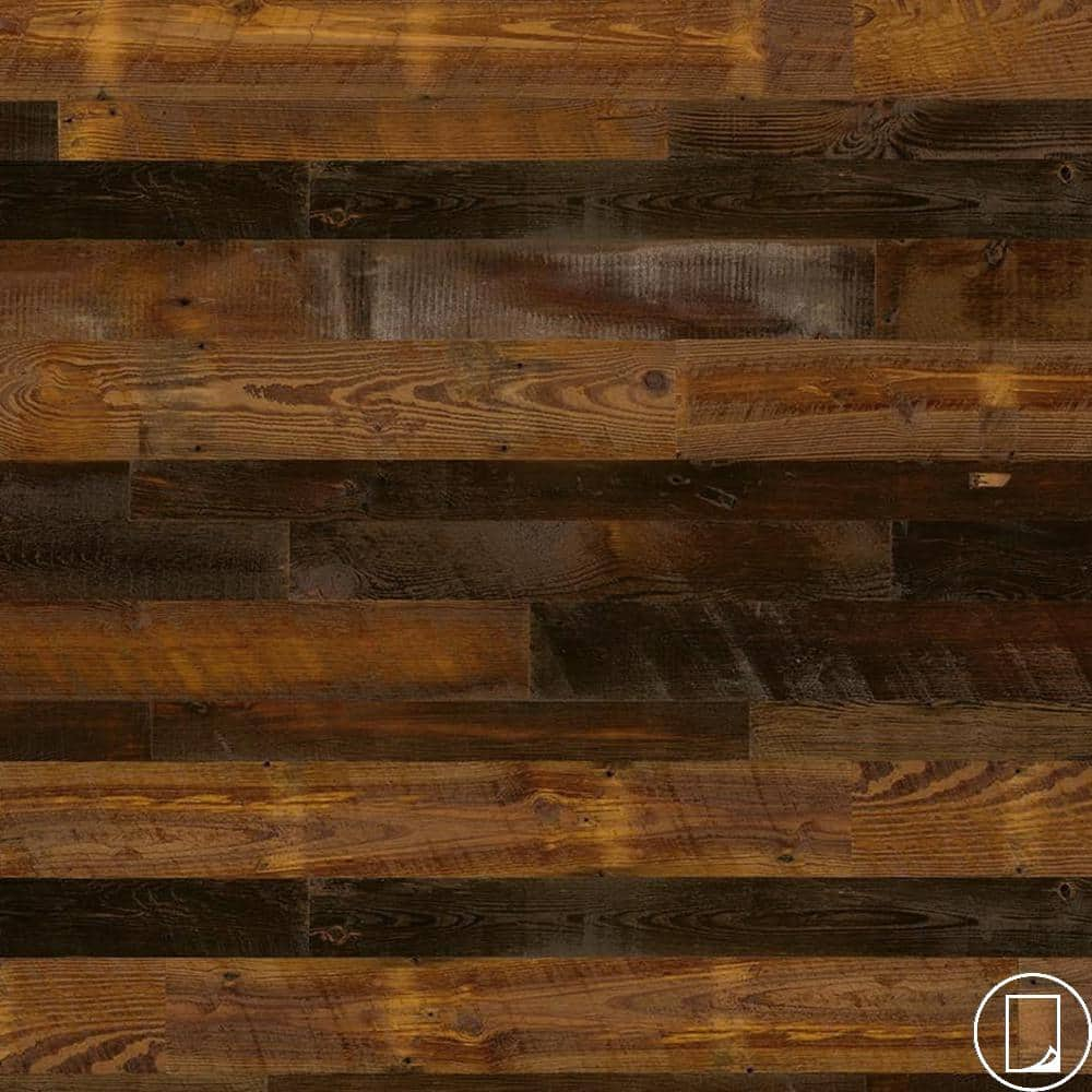 Wilsonart 5 Ft X 12 Ft Laminate Sheet In Re Cover Antique Tobacco Pine With Virtual Design Softgrain Finish Y0305k1276260144 The Home Depot
