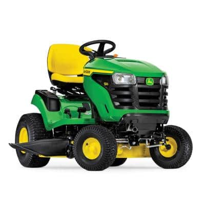 S120 42 in. 22 HP V-Twin Gas Hydrostatic Lawn Tractor