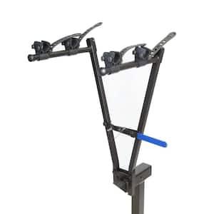 V-Rack 2-Bike Carrier with 2 x 2 Mount Hitch Bike Rack