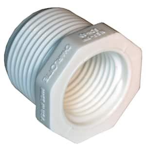 1-1/2 in. x 3/4 in. PVC Schedule 40 Reducer Bushing