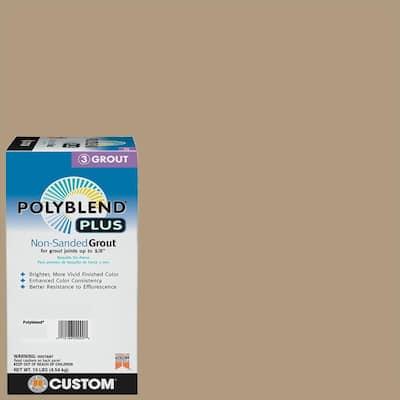 Polyblend Plus #186 Khaki 10 lb. Non-Sanded Grout
