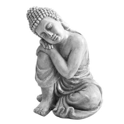 Ivan Gray Decorative Buddha Garden Decor Statue