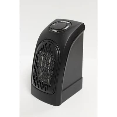 350-Watt Wall Outlet Handy Heater