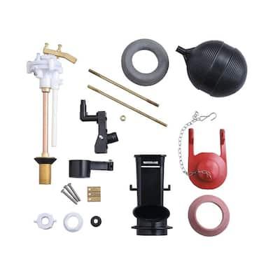 1B1X Fill Valve Kit for Older Toilets (Ball Cock)
