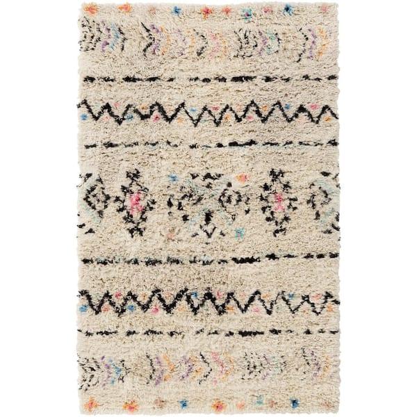 Artistic Weavers - Kenley Cream 4 ft. x 6 ft. Area Rug