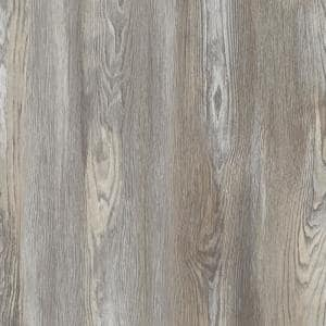 Ash Clay 7.1 in. W x 47.6 in. L Luxury Vinyl Plank Flooring (23.44 sq. ft. / case)
