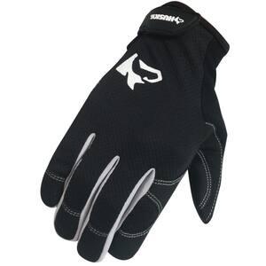 Husky Large Light Duty Mechanic Glove 10 Pack Pu8842 10pk L O The Home Depot