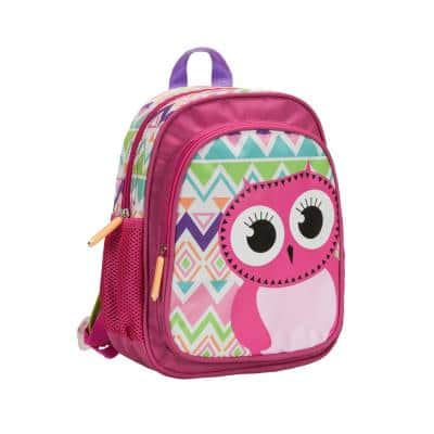 12.5 in. Jr. My First Backpack, Owl