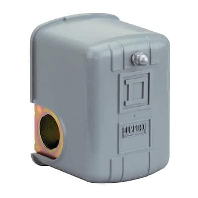 Pumptrol 125 PSI Air Compressor Pressure Switch