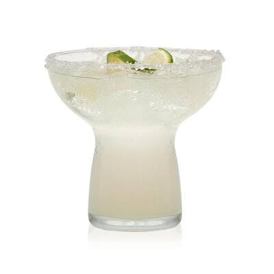 6-Piece Stemless Margarita Glass Set