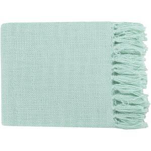 Madelyn Mint Throw Blanket
