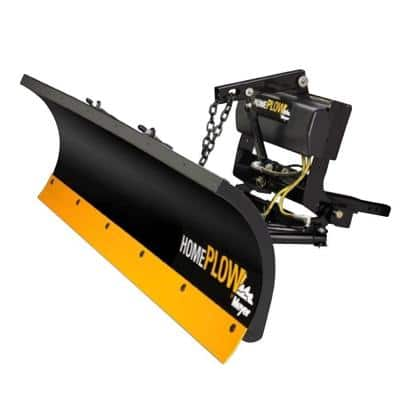 80 in. x 22 in. Residential Power Angle Snow Plow