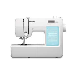 60-Stitch Computerized Sewing Machine with Accessory Bag