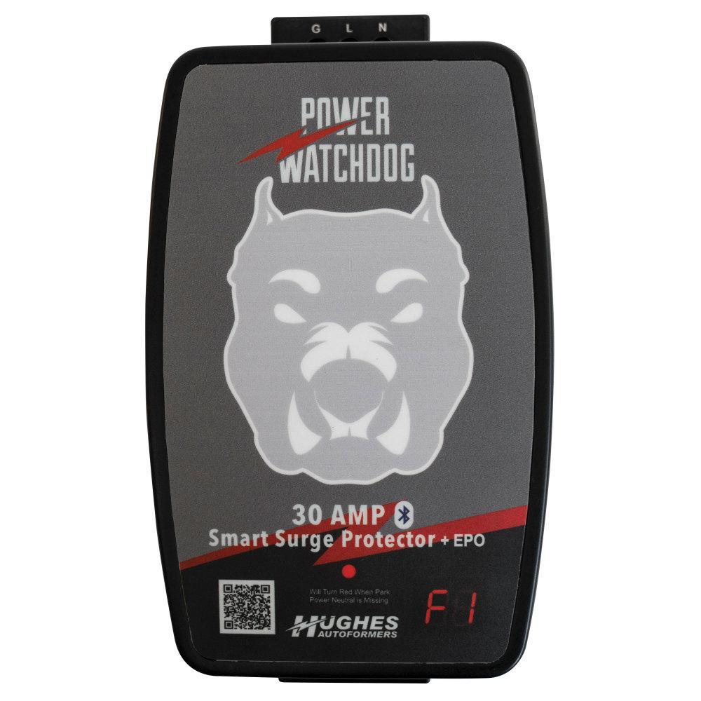 Power Watchdog Smart Bluetooth Surge Protector Plus EPO with Auto Shutoff - 30 Amp Hardwire Version