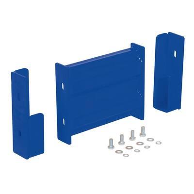 Blue Semi Gloss Drop-In Style Guard Rail